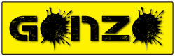 Coverband Gonzo Retina Logo